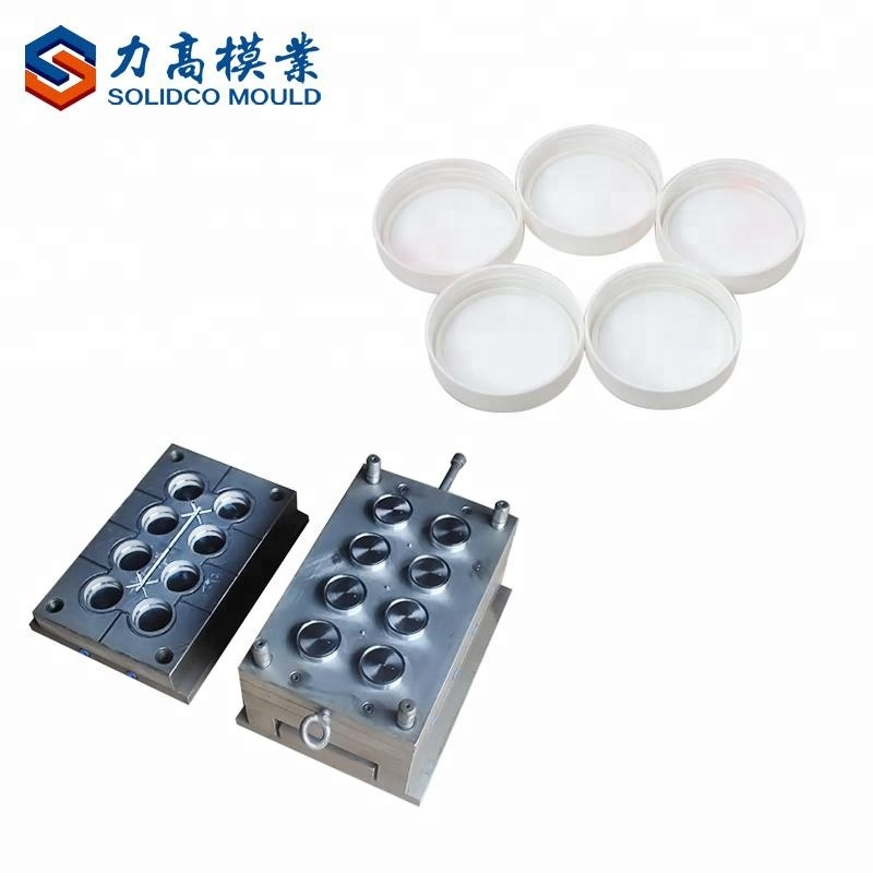 OEM Custom Made Plastic Injection cap of sanitizer bottle Mould in China