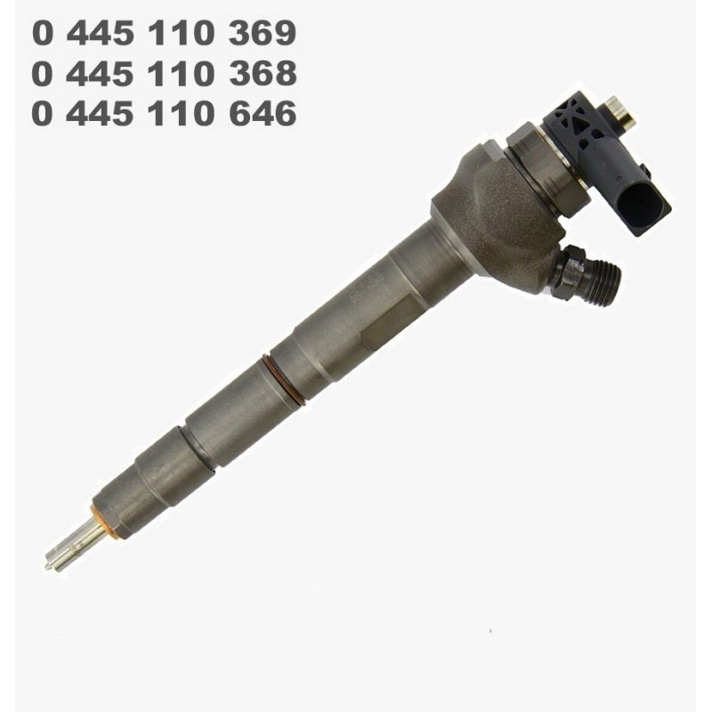 Bosch common rail injector system for vehicle