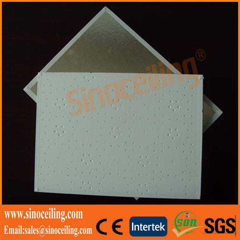 pvc gypsum board, gypsum ceiling tile