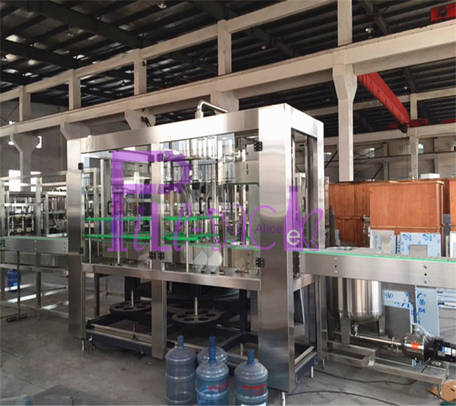 FILL-PACK Gallon Filling Machine