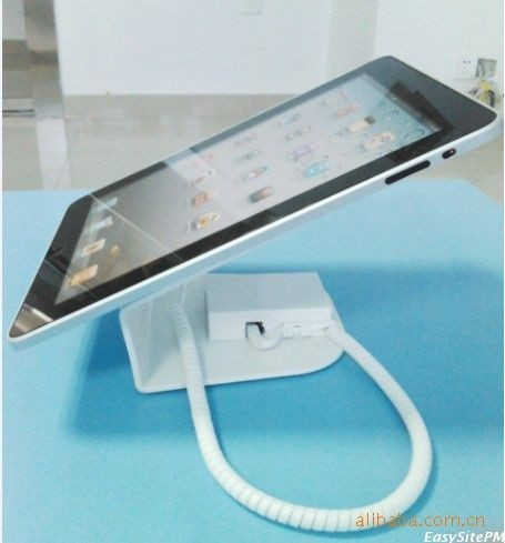 security ipad ALARM system floor display stand holder for any tablet pc ,e-Reader,
