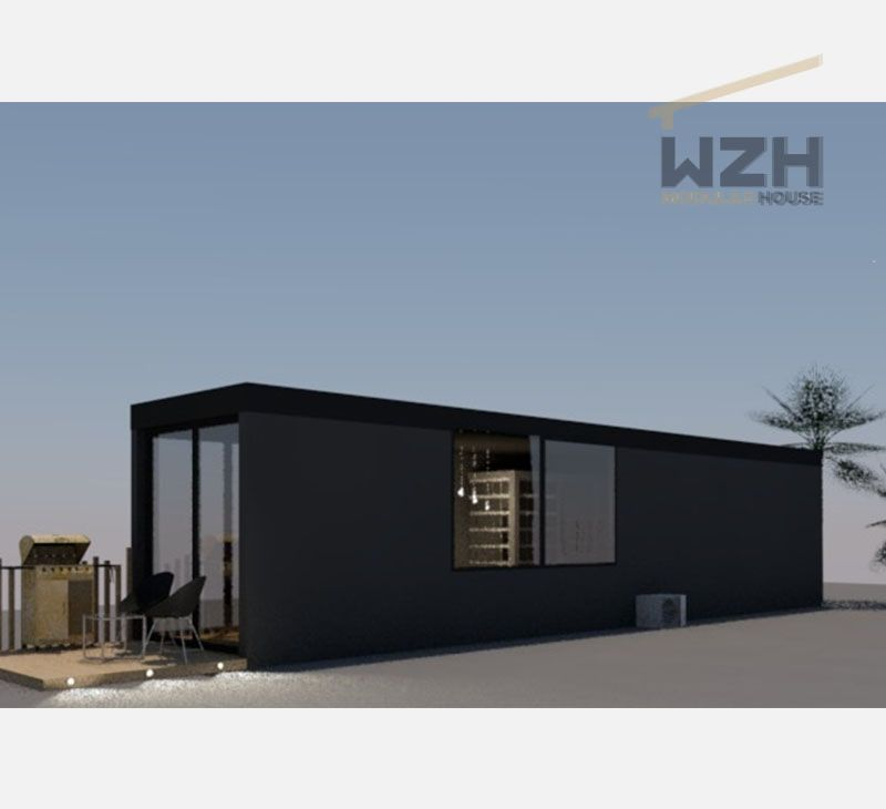 New Zealand Cheap Living Bedroom Shipping Container Prefab House For Sale