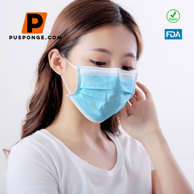 Disposable Medical Face Mask, KN95 Supplier