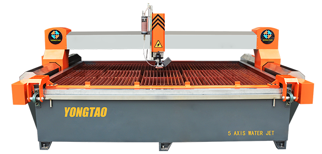 Water Jet Stone Cutting Machine