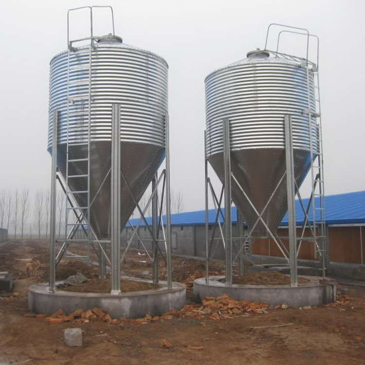 Grain dryer and granary