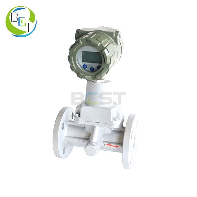 JC040 Vortex Natural Gas Flow Meter