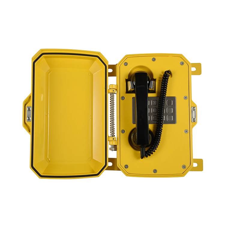 IP67 Outdoor emergency telephone waterproof analog telephone Rugged Telephone