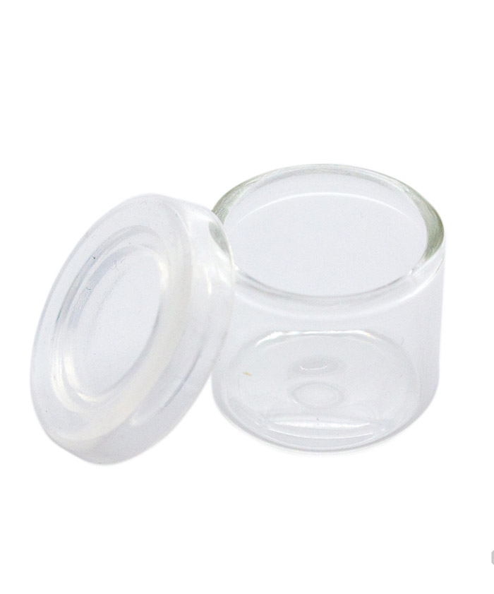 6ml Concentrate Borosilicate Glass Jar