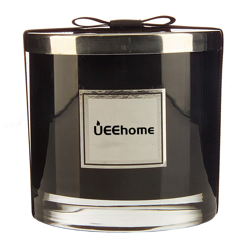 Black Scented Candles Online Cheap, Nice Scented Candles Gift for Home Decoration, manufacturer, facory