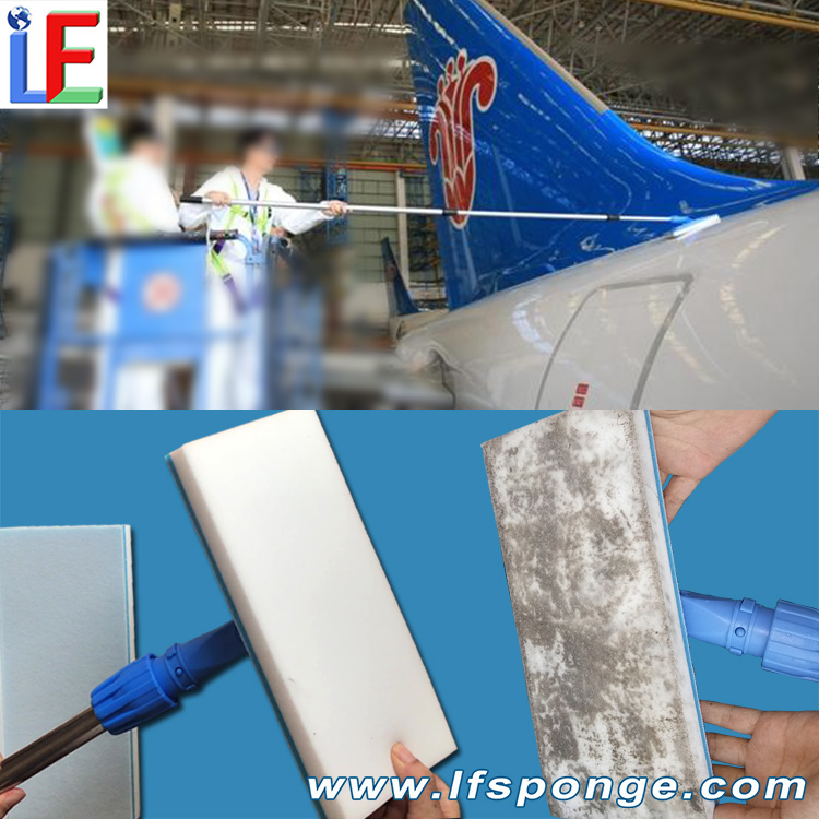 Aircraft cleaning mop head wholesale Aero cleaning mop from life nano factory