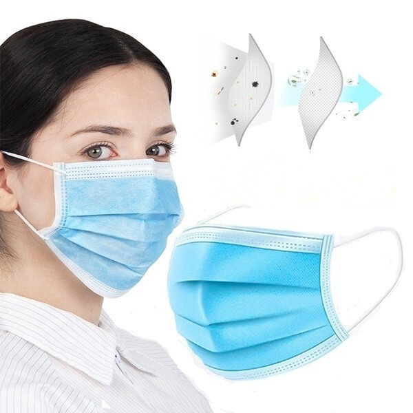 3ly Disposable face mask