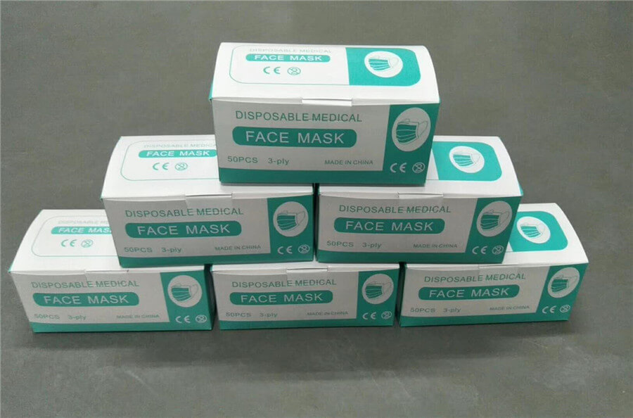 3ly Disposable medical mask