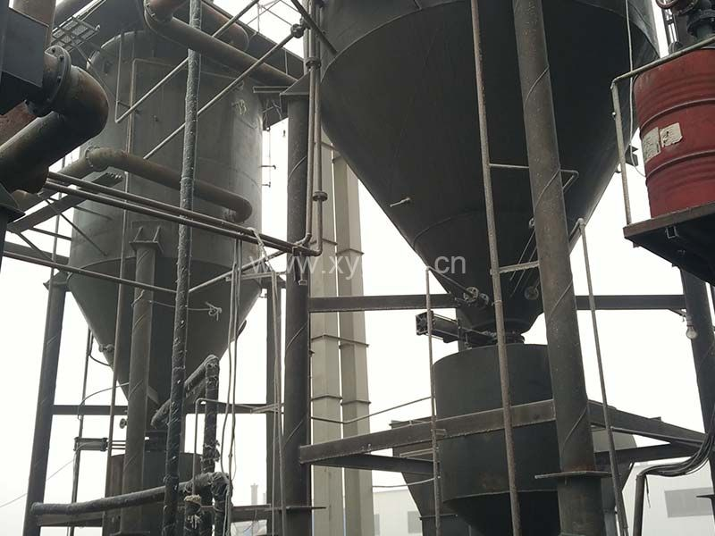 Wood carbonization furnace machine activated carbon production line