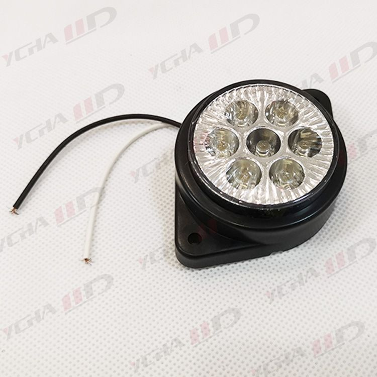 Truck Side Lamp Marker Clearance Light 12V&24V