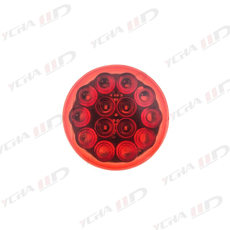 4 Round Truck LED Light for Stop/Parking/Turn Signals/Tail lights