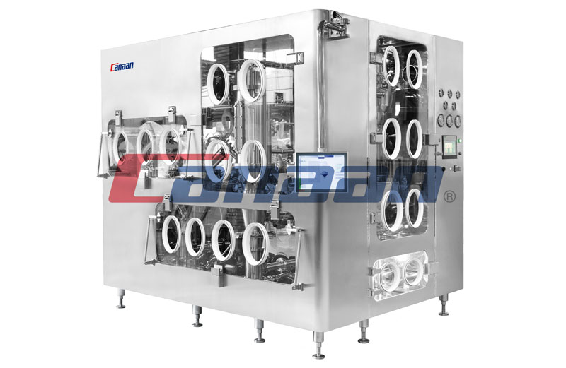 Pharmaceutical Equipment Granulation Line Exporter