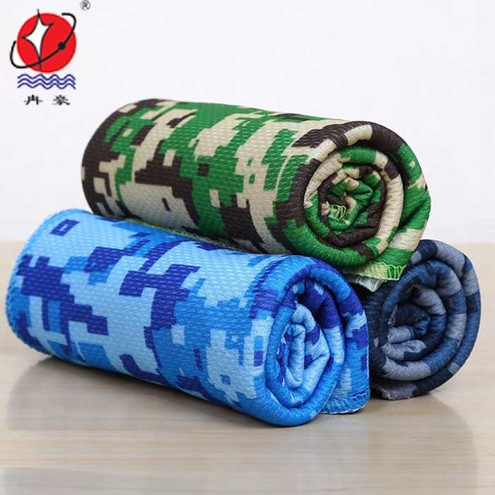 Printed Cooling Towel