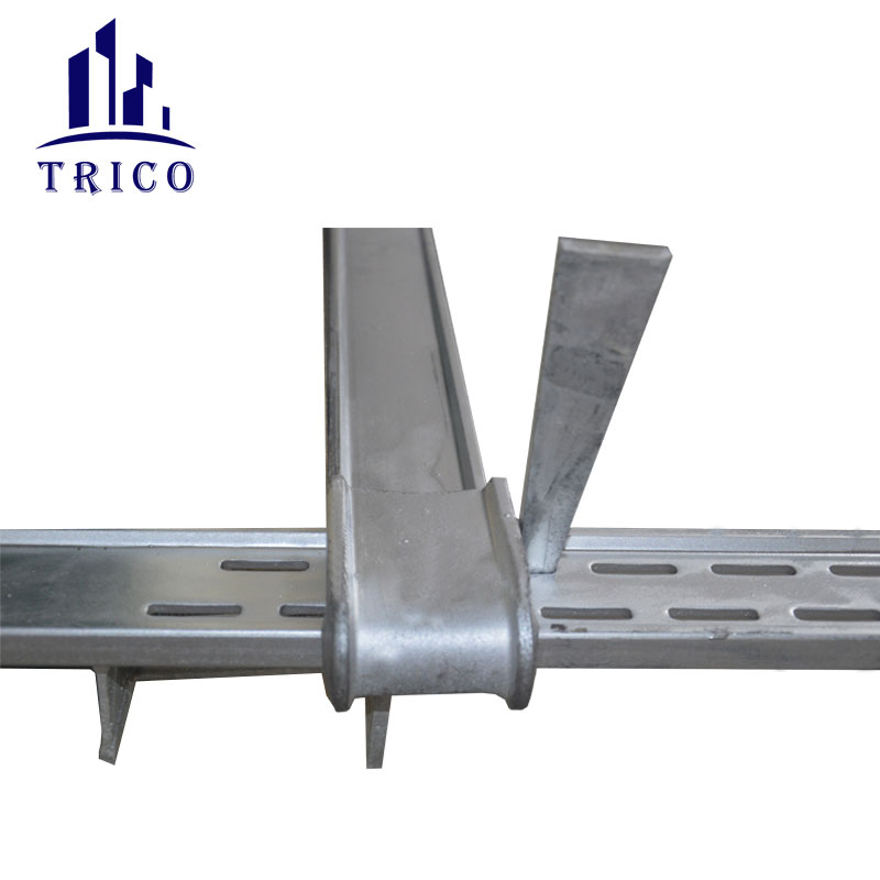Adjustable Precast Concrete column Formwork Clamp Made of Q345B Steel