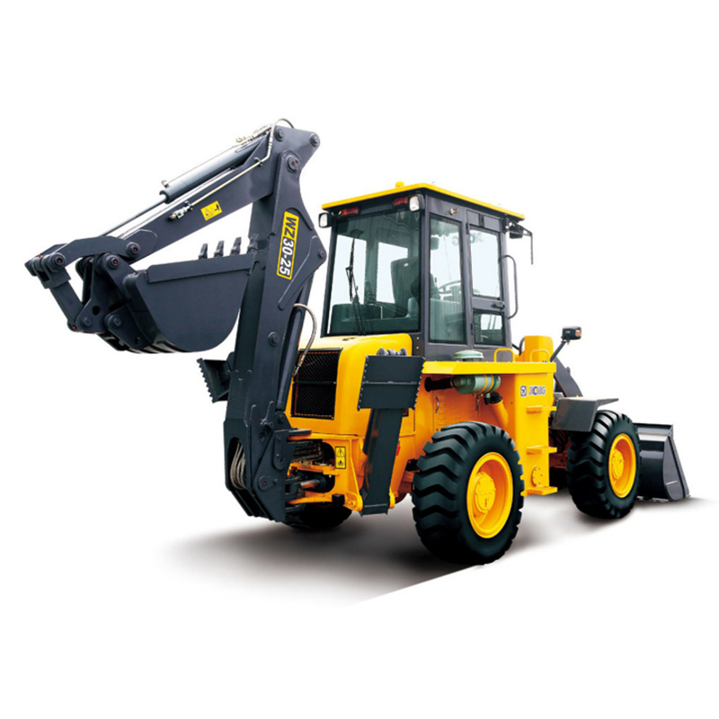 China mini 1m3 bucket XCMG WZ30-25 new backhoe excavator loader price