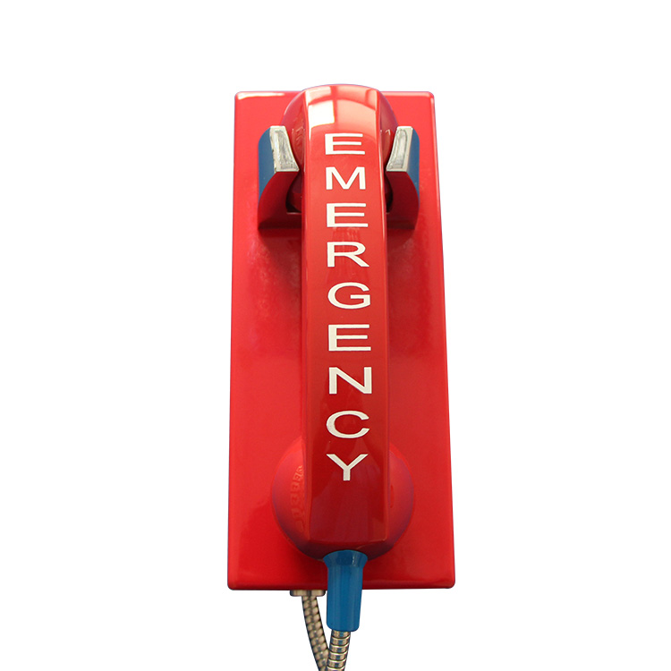 Emergency Waterproof Auto-Dial Telephone