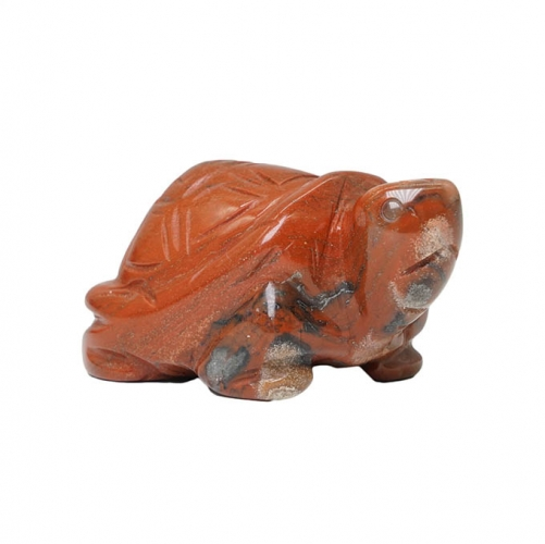 Red Jasper Animals