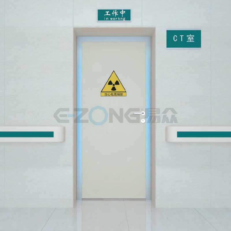 Medical lead protection door (door leaf thickness 40mm)