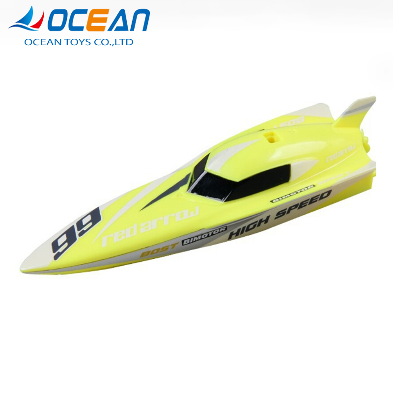 Mini model toy high speed electric fast remote control rc boats for sale