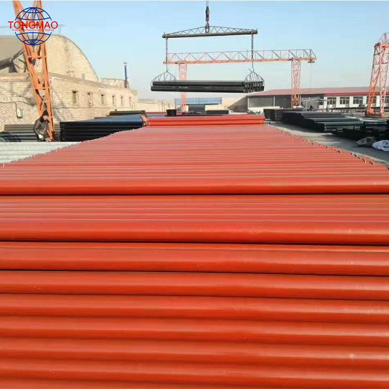 Flexible Ductile iron Drainage pipe