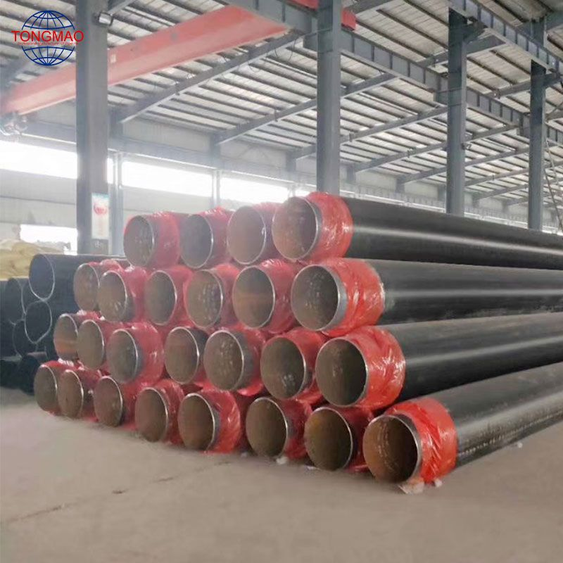 Thermal Insulation Steel pipeline