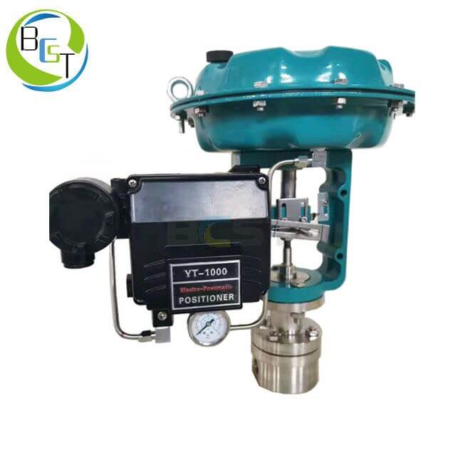 ZJHY Pneumatic small flow control valve