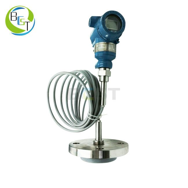 EJCRS Remote Seal Gauge Pressure Transmitter with capillary