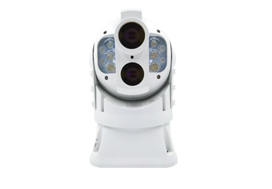 TC300PTZ/TC700PTZ Dual-Spectral Security Monitor System