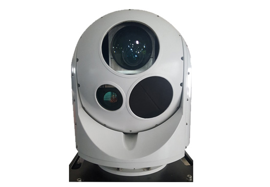 TC900PTZ Gyro-stabilized EO/IR Camera System