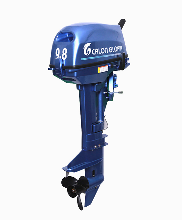 Подвесной мотор 9.8HP OUTBOARD MOTOR (BLUE),9.8hp outboard motor supplier