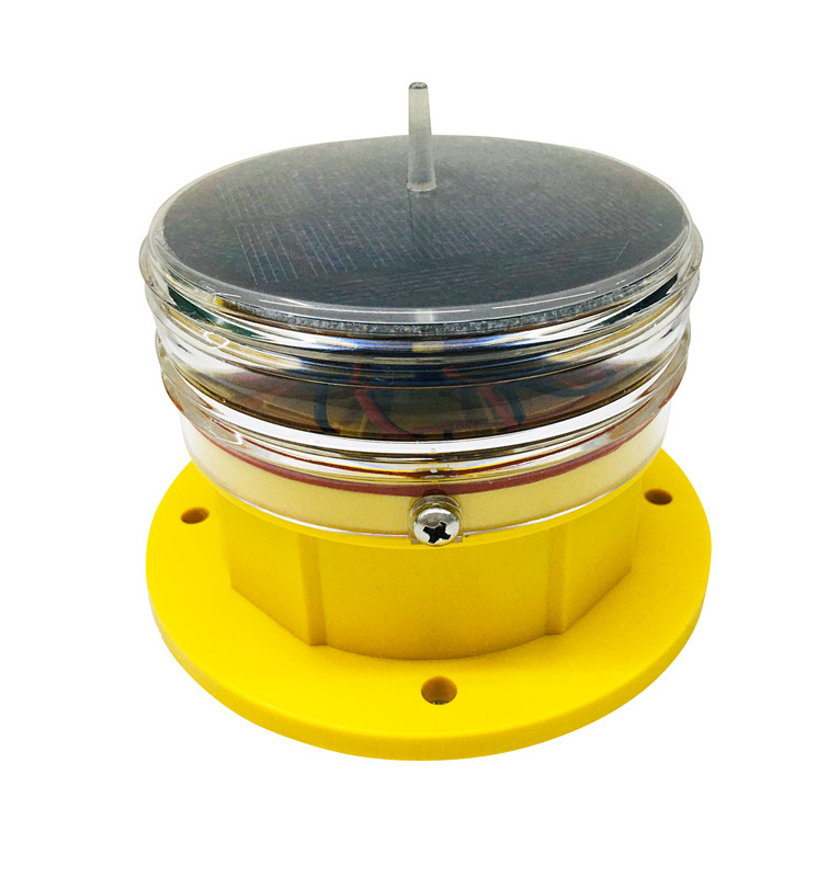 compact 3nm solar marine light buoy light
