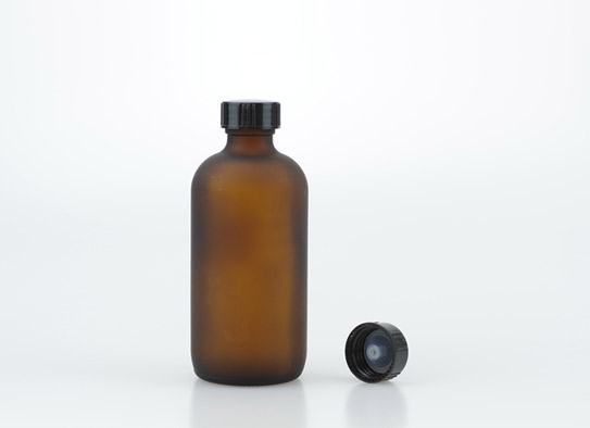 5oz 150ml Boston Bottle With 24-400 Screw Cap