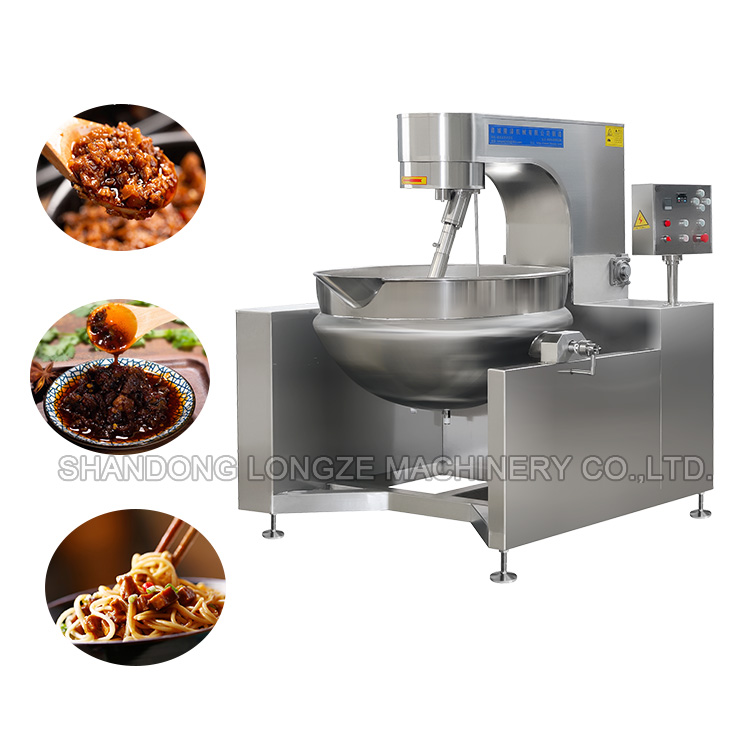 Sell Automatic Curry Paste Cooking Mixer
