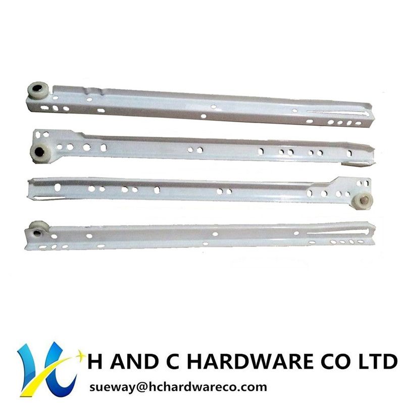 Soft Closing Powder Coating Drawer Slide