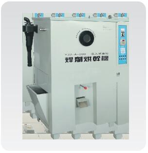 YJJ Suction Self-Controlld Flux Drying Machine