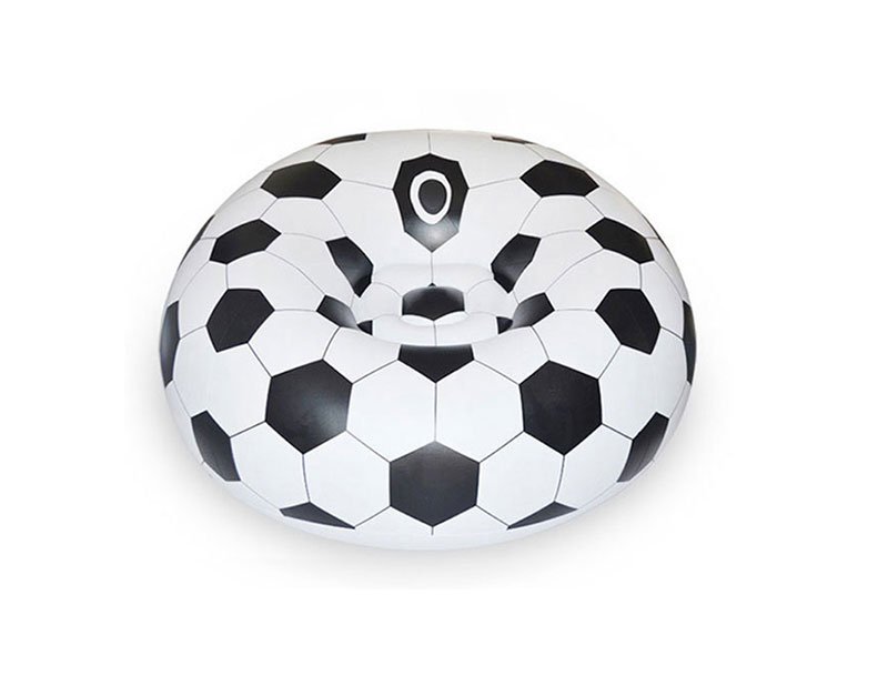 Inflatable Soccer Sofa