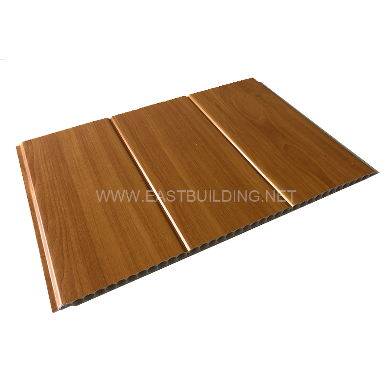 PVC WOODGRAIN CLADDING & SOFFIT