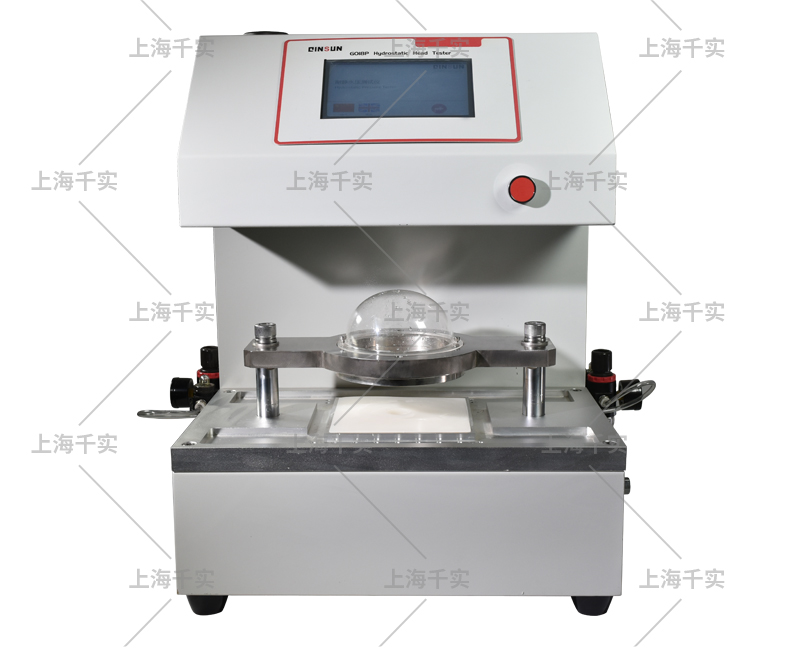 hydrostatic pressure tester For  textile fabric Protective Clothing testing