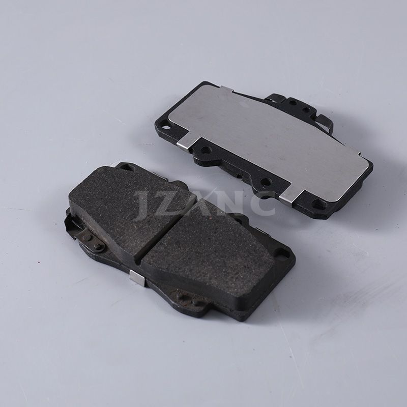 Semi-Metallic Ceramic Auto Brake Pads For BMW