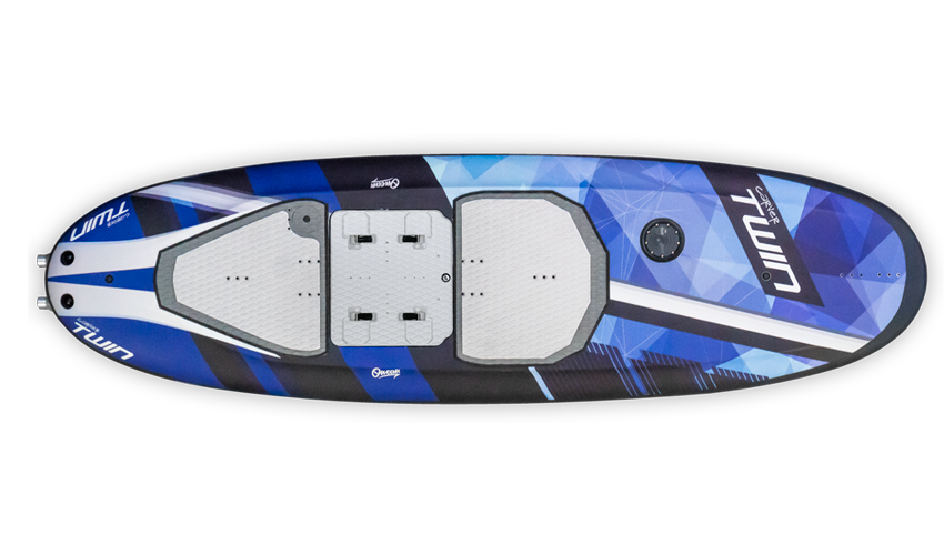 NEW Carver Twin Electric Jetboard