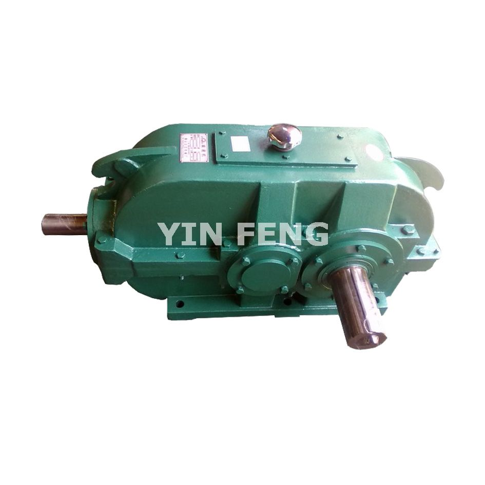 DBY Hardened Tooth Surface Bevel/Cylindrical Gear Reducer(Gearbox)