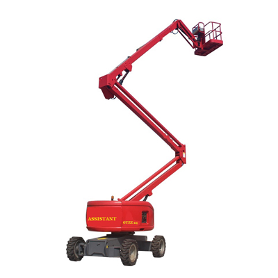 18M Articulated Work Platform Self Propelled Boom Lift