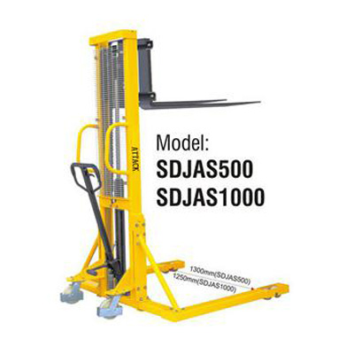 Manual Stacker SDJAS500-SDJAS1000