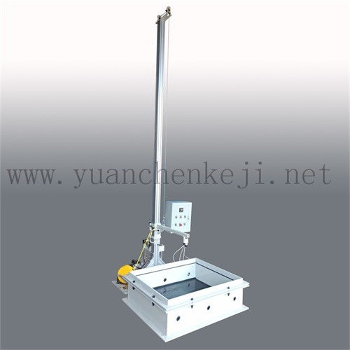 Glass Ball Drop Testing Device