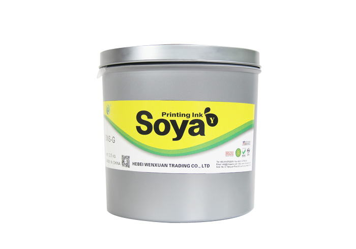 Soy Based Offset Ink