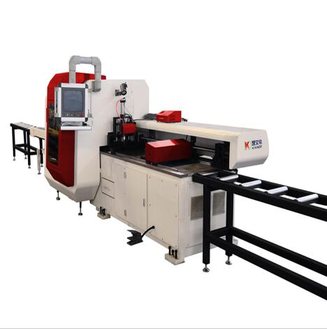 Busbar Conductor Multifunctional Processing Machine